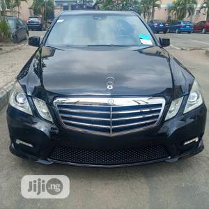 Mercedes-Benz E350 2011 Black | Cars for sale in Lagos State, Amuwo-Odofin