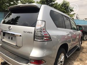 Lexus GX 2014 460 Luxury Silver   Cars for sale in Lagos State, Ikeja