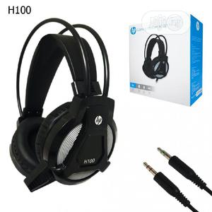 Hp Gaming Headset H100   Headphones for sale in Abuja (FCT) State, Wuse 2