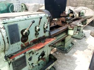 2meter Lathe Machine | Electrical Equipment for sale in Lagos State, Ojo