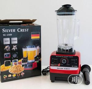 Silver Creat Commercial Blender(Wholesale Only) | Kitchen Appliances for sale in Lagos State, Orile