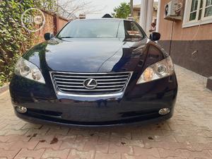 Lexus ES 2009 350 Blue | Cars for sale in Lagos State, Alimosho