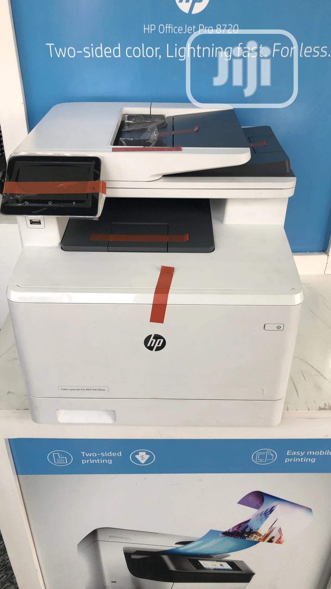 Archive: HP Color Laserjet Pro MFP M479fnw