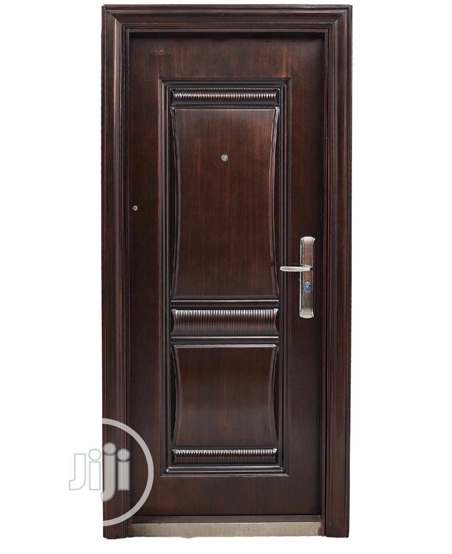 SD074 Heavy Duty Steel Door