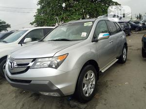 Acura MDX 2008 SUV 4dr AWD (3.7 6cyl 5A) Silver   Cars for sale in Lagos State, Amuwo-Odofin
