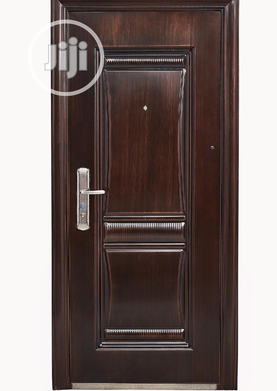 SD074 Heavy Duty Steel Door   Doors for sale in Warri, Delta State, Nigeria
