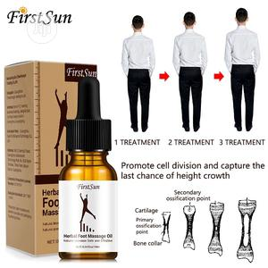 Firstsun Herbal Essential Foot Oil - 10ml | Skin Care for sale in Lagos State, Surulere