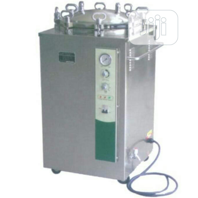 Vertical Autoclave 50liter Machine In Lagos Island For Sale