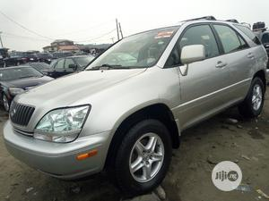 Lexus RX 2002 Silver | Cars for sale in Lagos State, Amuwo-Odofin