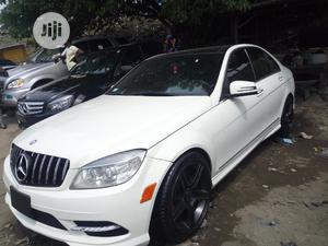Mercedes-Benz C350 2010 White   Cars for sale in Lagos State, Amuwo-Odofin