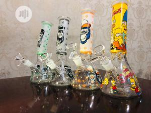 Herb Storage Nd Bongs Try This Bongs Bro   Tobacco Accessories for sale in Edo State, Benin City