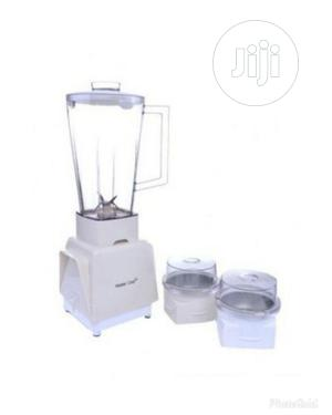 Master Chef 3 in 1 Blender With Mill   Kitchen Appliances for sale in Lagos State, Ifako-Ijaiye