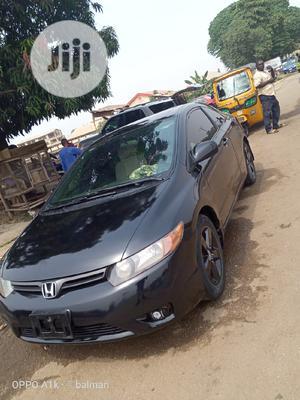 Honda Civic 2008 1.8 Sport Black | Cars for sale in Kwara State, Offa