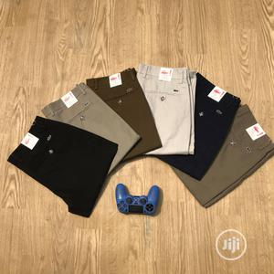 Lacoste Stock Chinos for Men | Clothing for sale in Lagos State, Lagos Island (Eko)