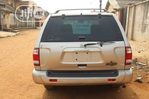 Nissan Pathfinder 2003 LE AWD SUV (3.5L 6cyl 4A) Gold | Cars for sale in Lagos State, Alimosho