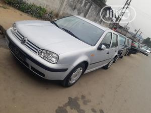 Volkswagen Golf 1999 2.0 Silver   Cars for sale in Lagos State, Surulere