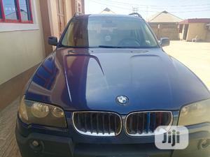 BMW X3 2006 3.0i Blue   Cars for sale in Kaduna State, Chikun