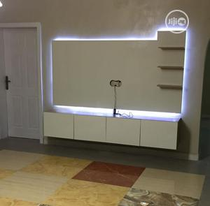 Wall Panel Tv Console   Furniture for sale in Lagos State, Magodo