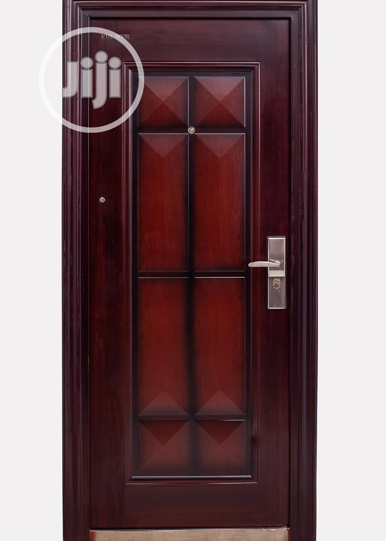 Sd322 Heavy Duty Door