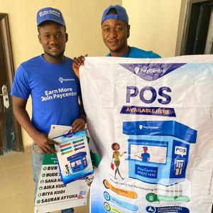 Paycentre MPOS Machine for Sale   Tax & Financial Services for sale in Abuja (FCT) State, Dutse-Alhaji