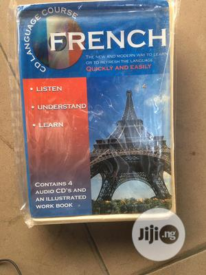 French Audio Learning Cd and Book | CDs & DVDs for sale in Lagos State, Surulere