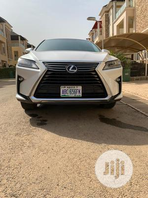 Lexus RX 2017 White | Cars for sale in Abuja (FCT) State, Central Business District