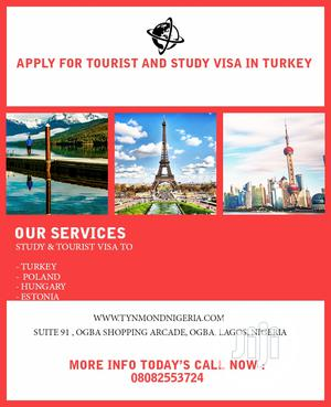 Tourist and Study Visa to Turkey | Travel Agents & Tours for sale in Lagos State, Ikeja