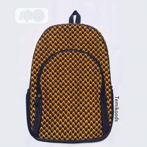 Ankara Laptop School Bag   Bags for sale in Lagos State, Ikeja
