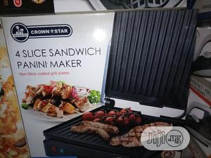 4slice Sandwich and Panini Maker | Kitchen Appliances for sale in Lagos State, Maryland