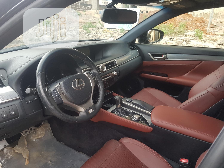 Archive: Lexus GS 2013 Black