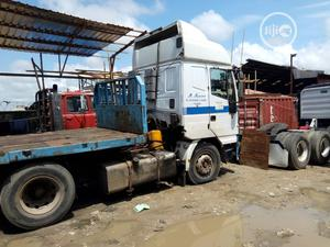 Iveco Eurostar Cursor Engine With Container Trailer | Trucks & Trailers for sale in Lagos State, Apapa