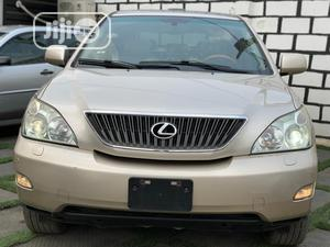 Lexus RX 2007 350 4x4 Gold | Cars for sale in Lagos State, Ikeja