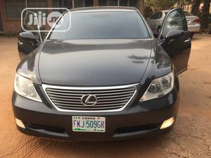 Lexus LS 2009 460 Black | Cars for sale in Anambra State, Nnewi