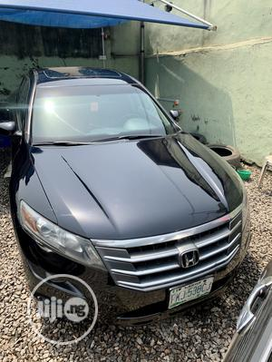 Honda Accord Crosstour 2010 EX-L AWD Black | Cars for sale in Lagos State, Yaba