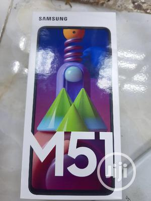 New Samsung Galaxy M51 128GB Black | Mobile Phones for sale in Lagos State, Ajah