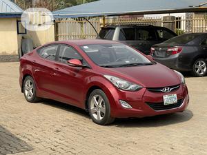 Hyundai Elantra 2013 Red   Cars for sale in Lagos State, Ikeja