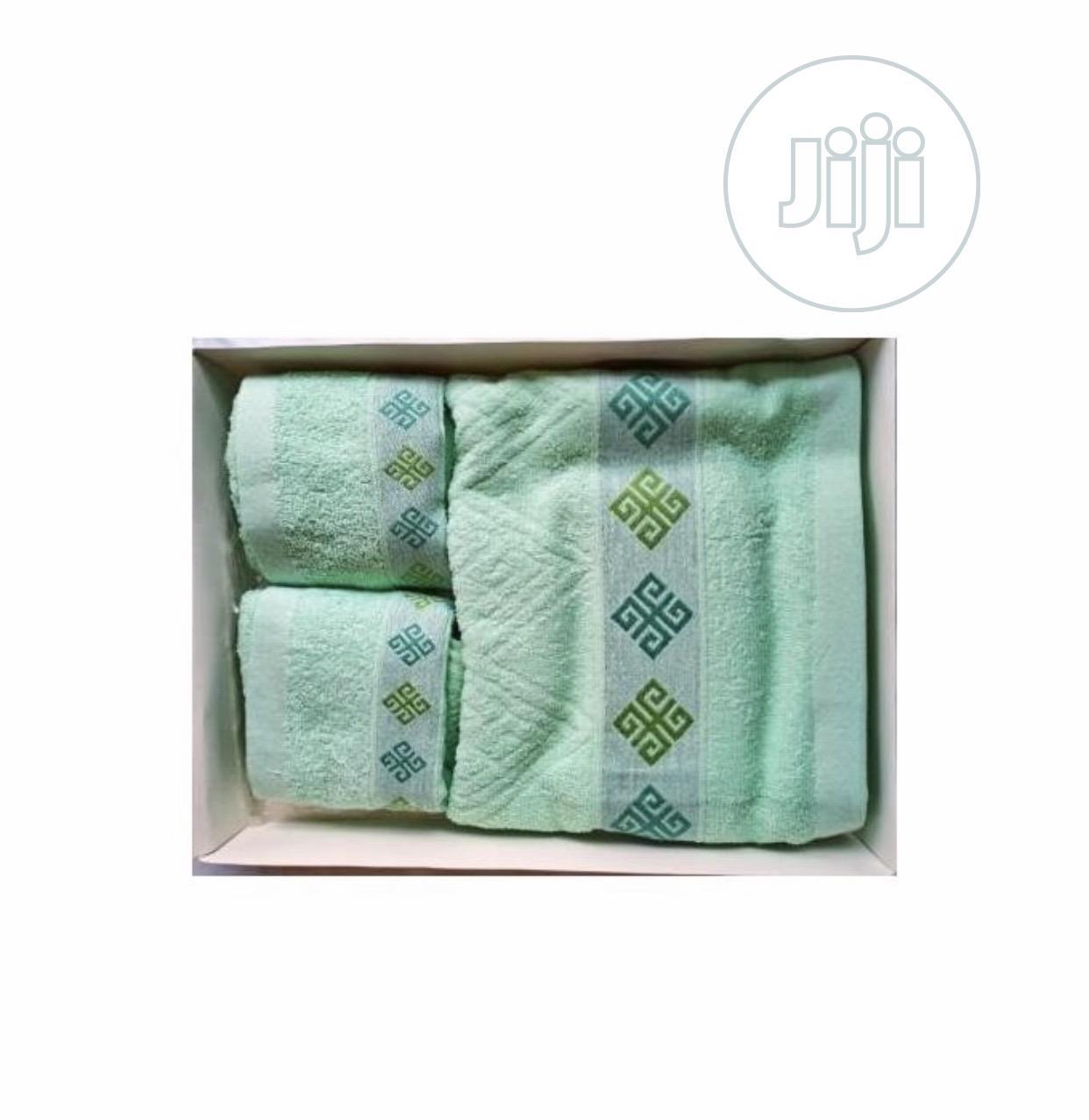 Mother Child Box High Quality Towel-3pcs