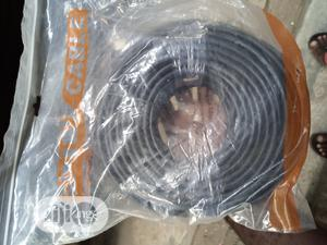 25m Hdmi Cable Black Copper | Accessories & Supplies for Electronics for sale in Lagos State, Lekki