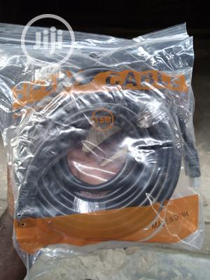 15m Hdmi Cable Black Copper | Accessories & Supplies for Electronics for sale in Lagos State, Lekki