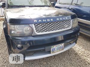 Land Rover Range Rover Sport 2008 4.2 V8 SC Blue   Cars for sale in Abuja (FCT) State, Garki 2