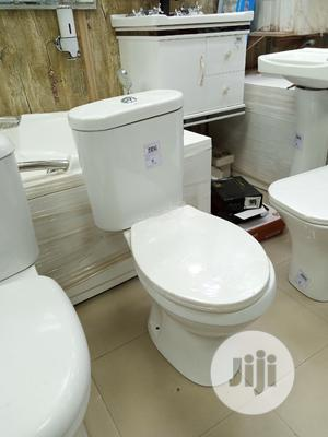 Original WC With the Wash Hand Basin | Plumbing & Water Supply for sale in Lagos State, Orile