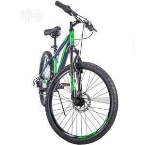 "Huffy 24"" Nighthawk Boys' Mountain Bike, Blue/Green   Sports Equipment for sale in Lagos State, Alimosho"
