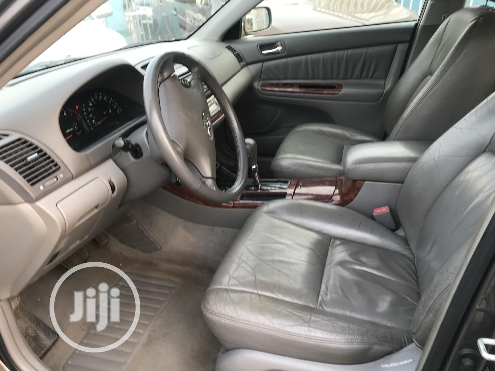 Toyota Camry 2003 Gray | Cars for sale in Ikeja, Lagos State, Nigeria