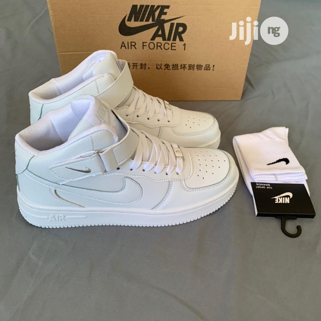 Archive: Original Nike Air Force 1 High Top in Ado Ekiti - Shoes ...