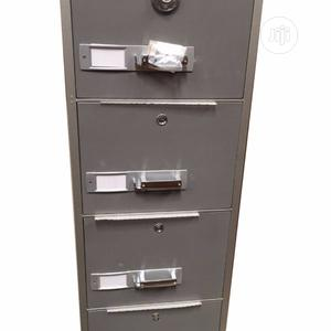 4 Drawers Fireproof Safe Cabinet   Safetywear & Equipment for sale in Lagos State, Yaba