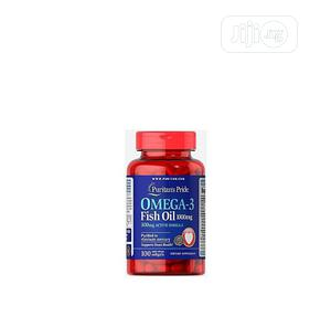 Omega-3 Fish Oil-100mg | Vitamins & Supplements for sale in Lagos State, Lagos Island (Eko)