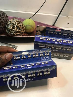 Max Man Delay Cream | Sexual Wellness for sale in Lagos State, Ikeja