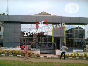 Nigeria'S Top Aluminum Composite Panel ACP Cladding Company | Building & Trades Services for sale in Delta State, Sapele