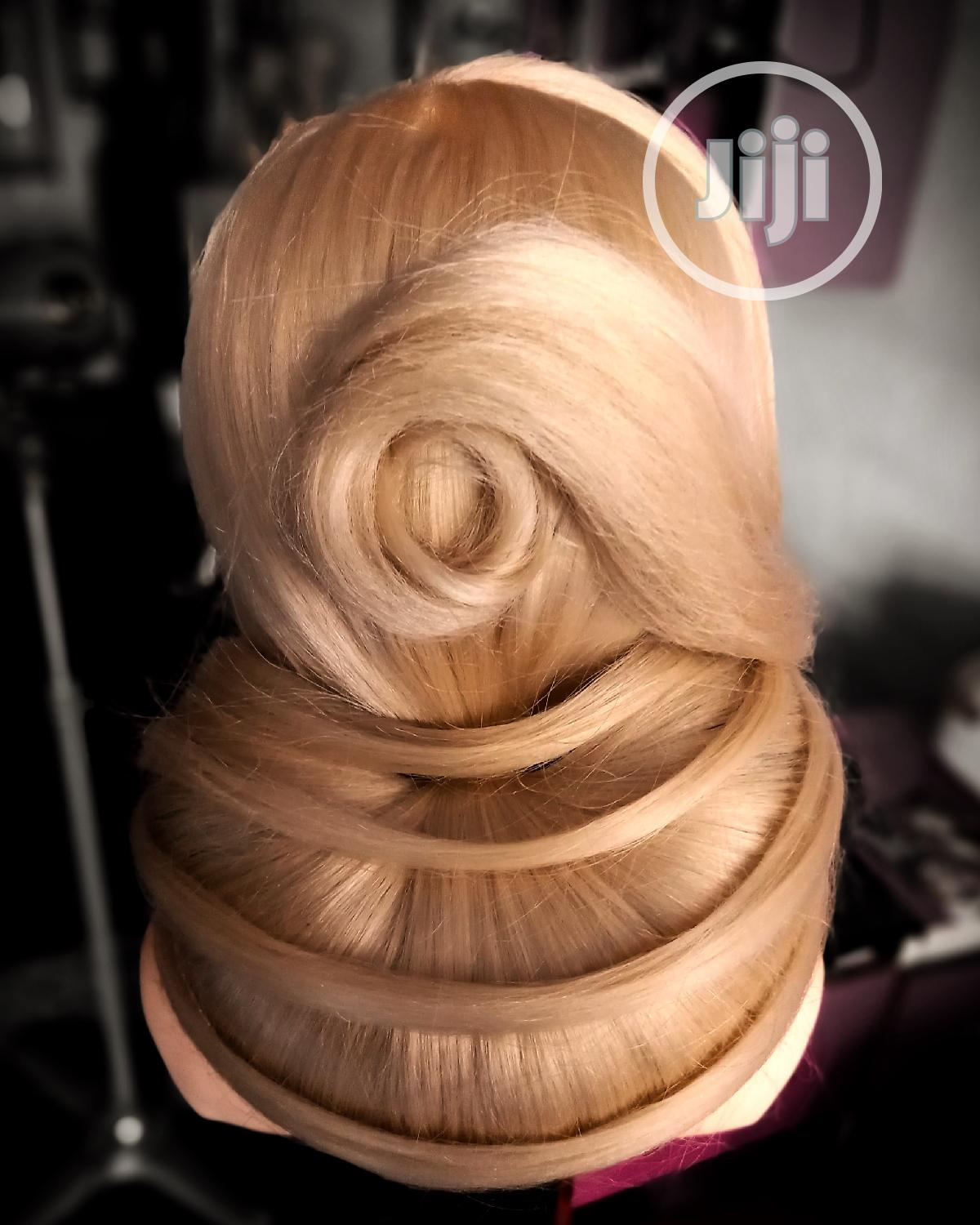 Archive: Make Up and Hair Artist