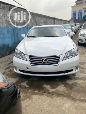 Lexus ES 2010 350 White | Cars for sale in Lagos State, Ikeja